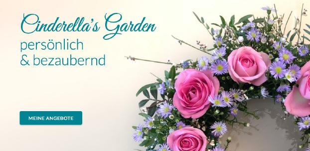 Cinderella's Garden persönlich & bezaubernd.