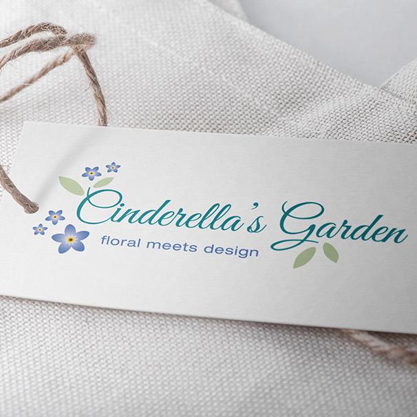 Cinderella's Garden. floral meets design.
