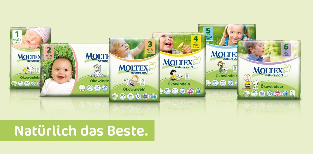 Moltex. Natürlich das Beste - Produkte.