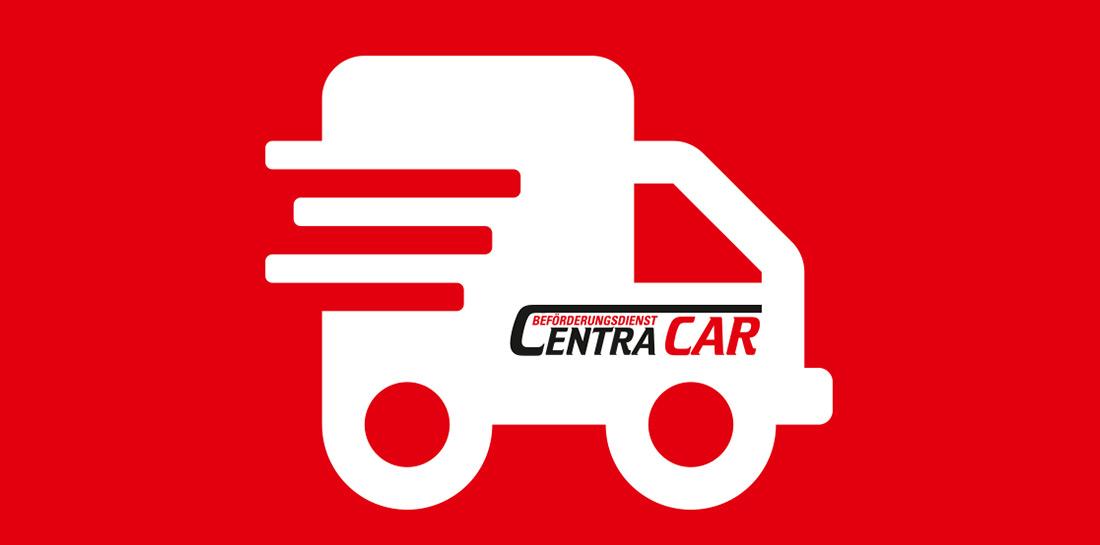 Kurierdienstleister CentraCar optimiert seinen Webauftritt.