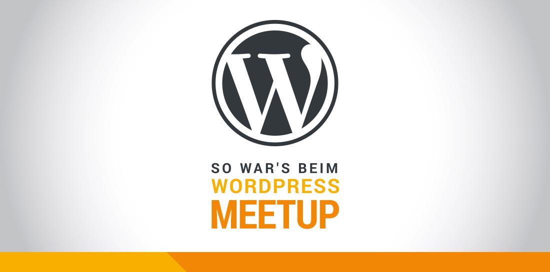 Erstes WordPress MeetUp in Aachen.