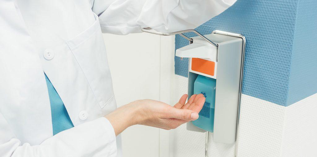 Praxismarketing für Arztpraxen von etcetera in Kooperation mit Farbe Licht Raum für die Gestaltung der Räumlichkeiten.