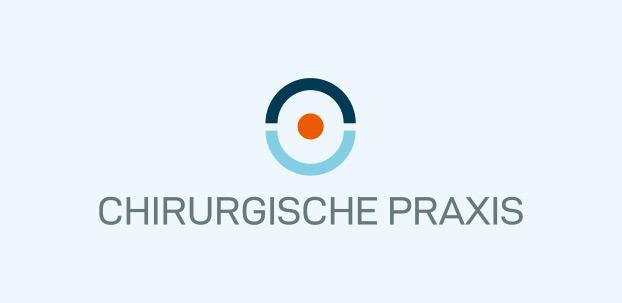 Logo chirurgische Praxis Dr. Elke Helten und Dr. Anja Nilges.