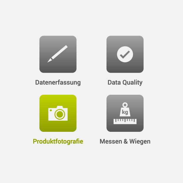 Icons auf der Website von SmartDataOne.