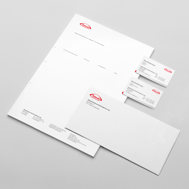 Corporate Design von Takeda.